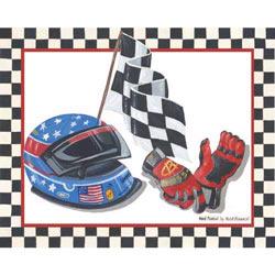 Art4Kids/Creative Images Race Car Gear I Wall Art