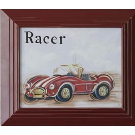 Race Car Artwork