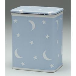 Moon and Stars Laundry Hamper