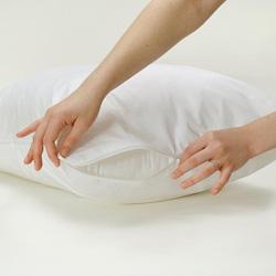 Standard Size Allergy Control Encasement Pillow Case