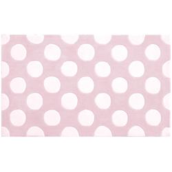 Gala Dots Pink Rug