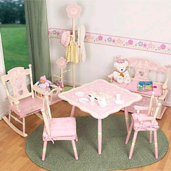 Levels Of Discovery Rock-A-My Baby Furniture - 5 Pc. Set