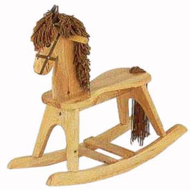Angel Line Rocking Horse