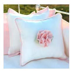Lulla Smith Roses Decorative Pillow