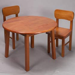 Additional Chairs for Round Table and Chair Set