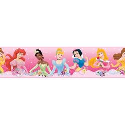 Disney Princess Dream From the Heart Peel & Stick Border