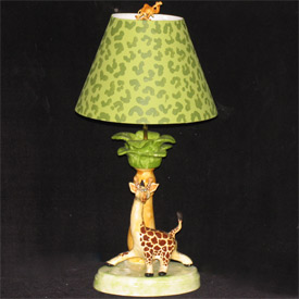 Safari Walk About Lamp