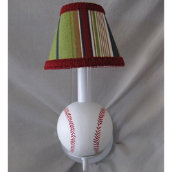 All Star Baseball Sconce