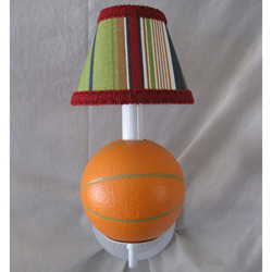 All Star Basketball Sconce