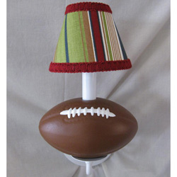 All Star Football Sconce