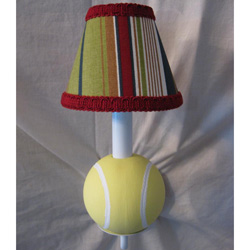 All Star Tennis Sconce