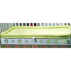 Breathable Crib Mattress and Bumper