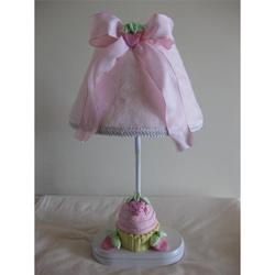 Yummy Cupcake Lamp