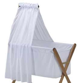 ScandinavianChild Cariboo Bassinet Veil