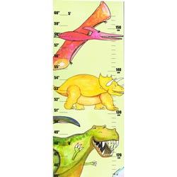 Dinosaurs Growth Chart