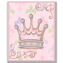 Pastel Princess Artwork-Crown