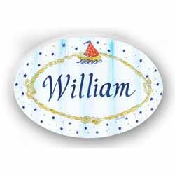 Dream Boat Name Plaque