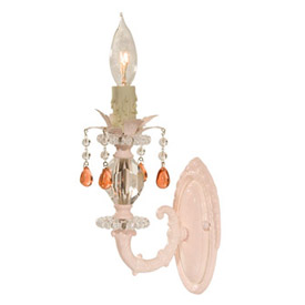 Maura Daniel Lily Single Wall Sconce