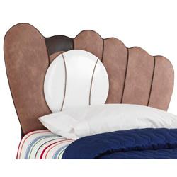 Mitt Upholstered Headboard