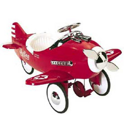 Sky King Pedal Plane