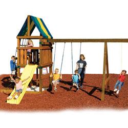 Alpine Swing Set - Project 611