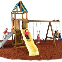 Alpine Swing Set - Project 613