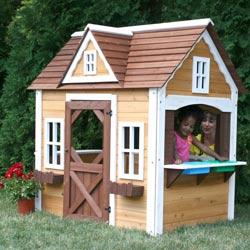 Craftsman Cottage Playhouse