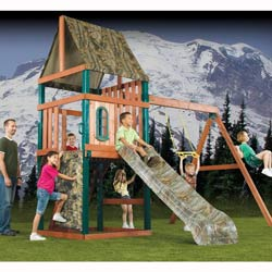 RealTree Huntsman Swing Set