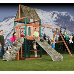 RealTree Sportsman Swing Set