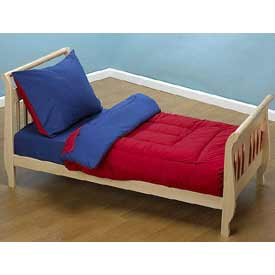 Baby Doll Solid Color Toddler Bedding