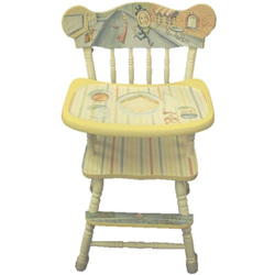 Nursery Rhymes High Chair