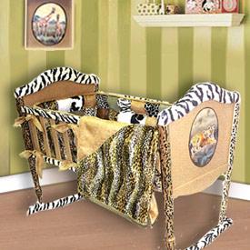 Designer Wildlife Cradle