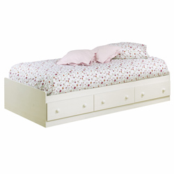Summer Breeze Mates Bed with Headboard