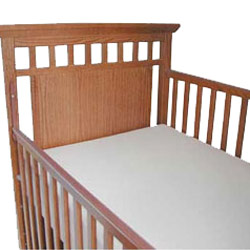 Moonlight Slumber Starlight Support Innerspring Crib Mattress