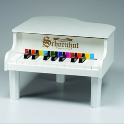 Schoenhut Toy Piano Mini Grand Piano