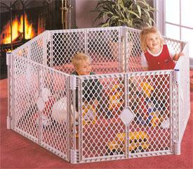 Safe Play Superyard XT
