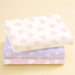 Cradle Pastel Hearts Sheet