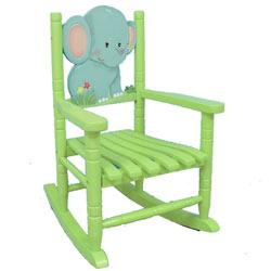 Teamson Elephant Children's Rocking Chair