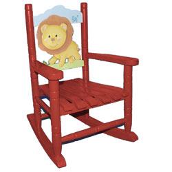Teamson Lion Children's Rocking Chair