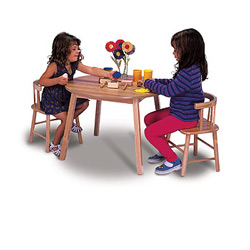 Whitney Brothers Table & Chair Set