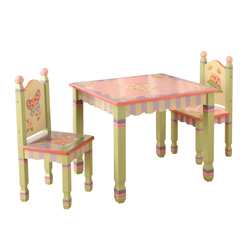 Magic Garden Table and Chair Set