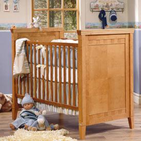 Natart Theo Convertible Crib