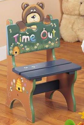 Teamson Toddler's Time Out Bear