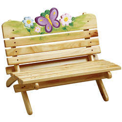 Teamson Magic Garden Outdoor Bench