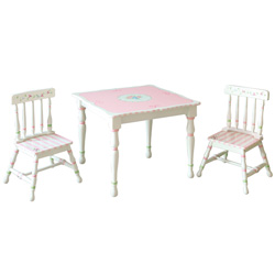 Teamson Bouquet Table and Chair Set
