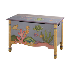 Under The Sea Toy Chest