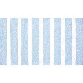 The Rug Market Cabana Stripe Blue Rug