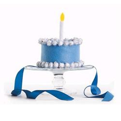 Blue Royal Birthday Hat