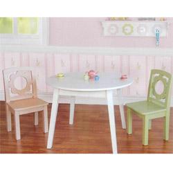 Pretty Petals Table & Chair Set