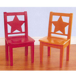 You're a Star Set of Two Chairs